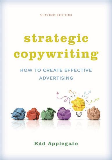 Strategic Copywriting PDF