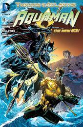 Aquaman (2011- ) #15