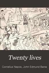 Twenty lives