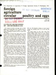 Foreign Agriculture Circular PDF