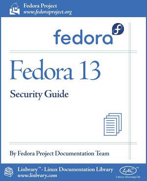 Fedora 13 Security Guide PDF