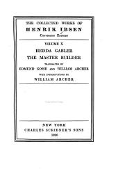 The Collected Works of Henrik Ibsen: Volume 10