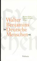 Walter benjamins deutsche Menschen  PDF