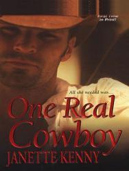 One Real Cowboy PDF