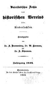 Vaterländisches archiv ...