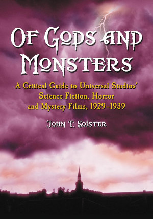 Of Gods and Monsters PDF