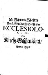 Ecclesiologia: Volume 2