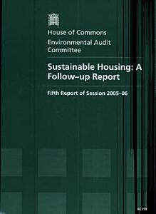 Sustainable Housing PDF
