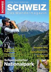 Nationalpark: Wandermagazin SCHWEIZ 7_2014