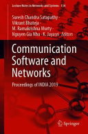 Communication Software and Networks