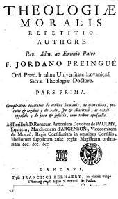 Theologia speculativa et moralis: Volume 12