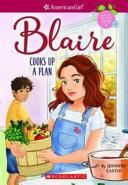 Blair Cooks Up a Plan Book