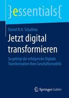 Jetzt digital transformieren PDF