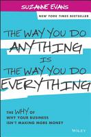 The Way You Do Anything is the Way You Do Everything PDF