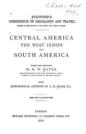 Central America: The West Indies and South America