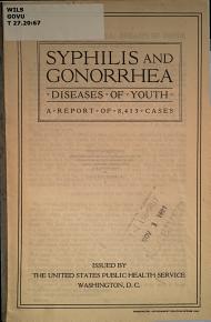 Syphilis and Gonorrhea PDF