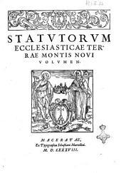 Statvtorvm