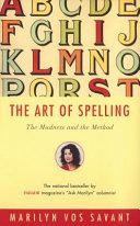The Art of Spelling