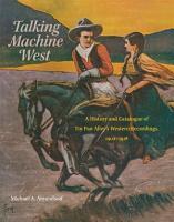 Talking Machine West PDF