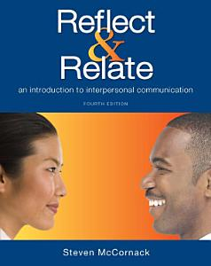 Reflect   Relate Book