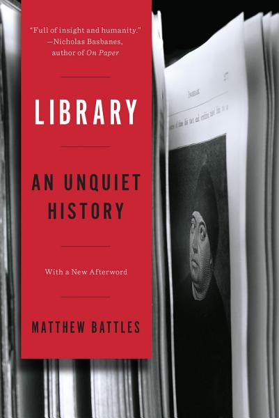 Download Library  An Unquiet History Book