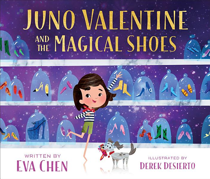Download Juno Valentine and the Magical Shoes Book