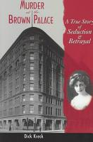 Murder at the Brown Palace PDF