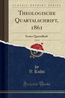 Theologische Quartalschrift  1861  Vol  43 PDF