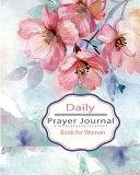 Daily Prayer Journal Book Book