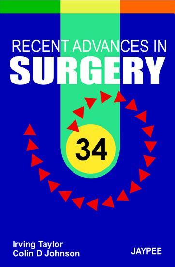 Recent Advances in Surgery 34 PDF