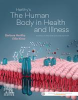 Herlihy s the Human Body in Health and Illness 1st Anz Edition PDF