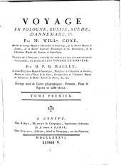 Voyage en Pologne, Russie, Suede, Dannemarc etc. ... Tome premier: Volume2