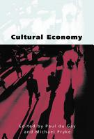 Cultural Economy PDF