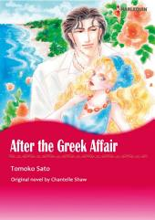 AFTER THE GREEK AFFAIR: Harlequin Comics