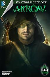 Arrow (2012-) #35