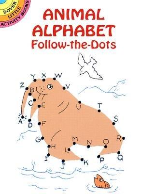 Animal Alphabet Follow the Dots