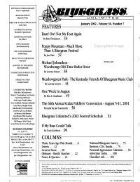 Bluegrass Unlimited PDF