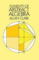 Elements of Abstract Algebra PDF
