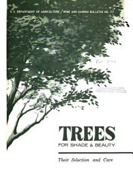 Trees for Shade and Beauty PDF