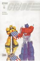 Transformers vs  G I  Joe  13 PDF