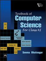 TEXTBOOK OF COMPUTER SCIENCE FOR CLASS XI PDF