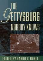 The Gettysburg Nobody Knows PDF