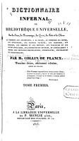 Dictionnaire infernal PDF