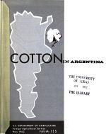 Cotton in Argentina