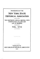 Proceedings: Volume 17