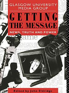 Getting the Message Book