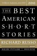 Download The Best American Short Stories 2010 Book