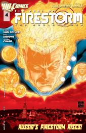 The Fury of Firestorm: The Nuclear Men (2011-) #4