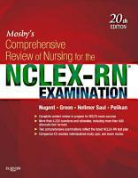 Mosby s Comprehensive Review of Nursing for the NCLEX RN   Examination   E Book PDF