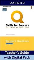 Q  Skills for Success  Level 1  Listening and Speaking Teacher s Handbook with Teacher s Access Card PDF